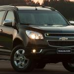 2015 Chevrolet Trailblazer Car review