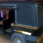 Ape passenger auto - Pathanamthitta