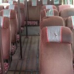 Tata Luxery mini bus - Tikamgarh