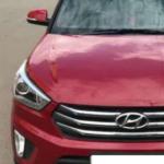 New Creta Sx car for sale Rohini Sector Delhi