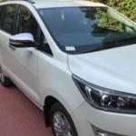 2016 used new Innova Crysta - Pune