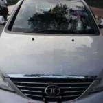 used diesel Indica Vista car in latur