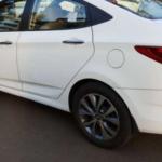 Used Verna Fluidic car - Nagpur