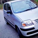 Used Santro car Fatima Nagar - Pune