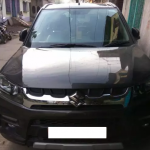 Used new Brezza diesel car in Vishrantwadi - Pune