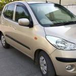 Hyundai i10 used new car in Latur