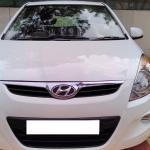 Used Hyundai i20 petrol car - Wakad