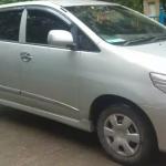 Thane in Innova Diesel for sale