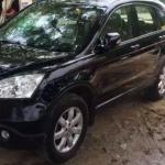 Used new honda crv car - solapur