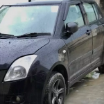Modified used Swift car - Latur