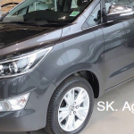 Pre owned Used toyota innova crysta in hadapsar - Pune