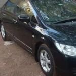 Cheap Honda civic car in nashik city